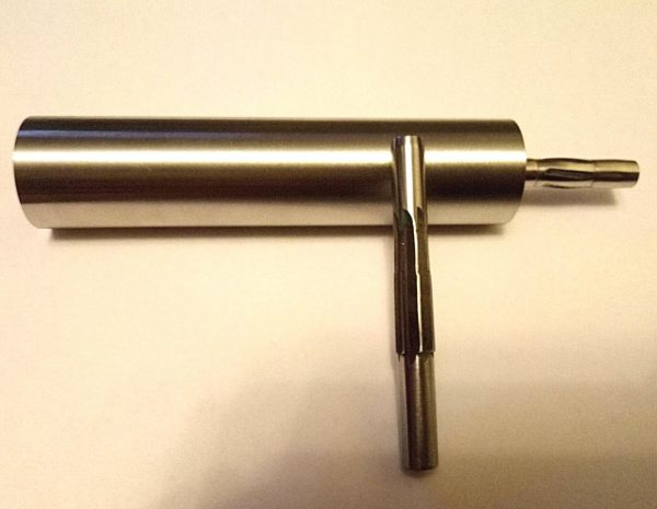 s l1600 1 3 600x465 - Chamber Reamer+Combo Rifling button+drilled steel rods .380ACP